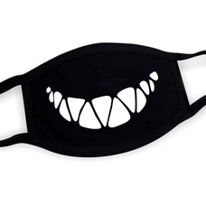 "Cotton mask  ""Cheshire Cat"""
