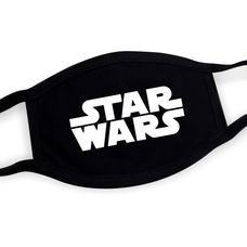 "Cotton mask ""Star wars"""