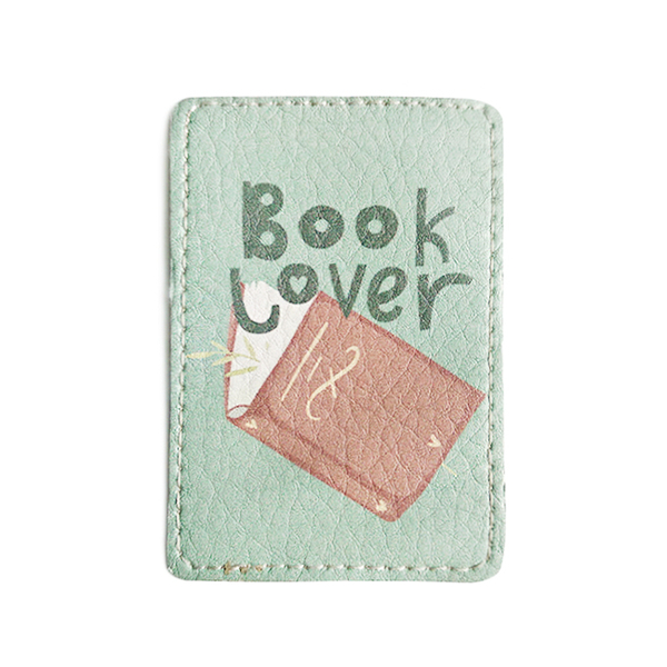 """ID card cover """"Book lover"""""""