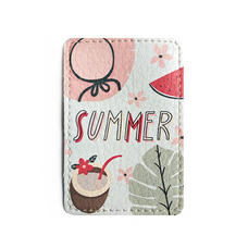 "ID card cover ""Summer"""