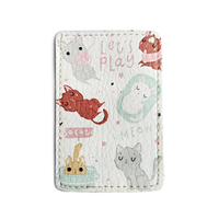 """ID card cover """"Cute cats"""""""