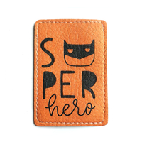 "ID card cover ""Super hero"""