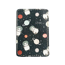 "ID card cover ""Stars"""