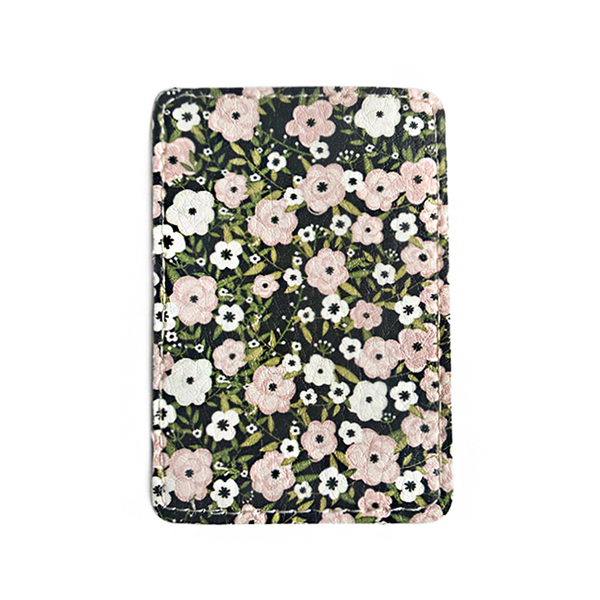 """ID card cover """"Wildflowers"""""""""""