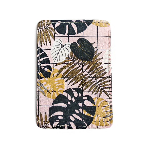 "ID card cover ""Tropic colour"""