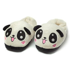 "Slippers ""Kawaii panda"""
