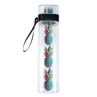 "Water bottle  ZIZ ""Pineapples"""