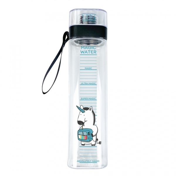 "Water bottle ZIZ ""Magic water"""