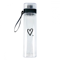 "Water bottle  ZIZ ""Heart"""