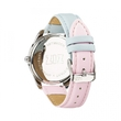 "Wristwatch ""Rose quartz and serenity"" (+ pink strap)"
