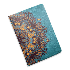 "5-in-1 Document Organizer ""Golden Mandala"""