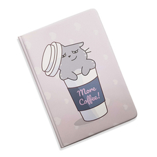 "5-in-1 Document Organizer ""Coffee Cat"""