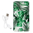 "Portable charge PowerBank 10000 mAh ""Leaves"""