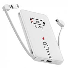 "Portable charge PowerBank 10000 mAh ""Charge"""