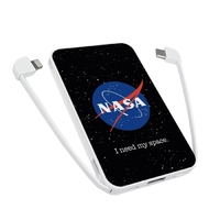 "Portable charge PowerBank 5000 mAh ""NASA"""