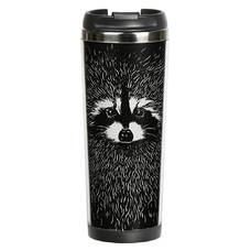 "Thermal mug ""Raccoon"""