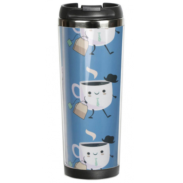 "Thermal mug ""Working tea"""