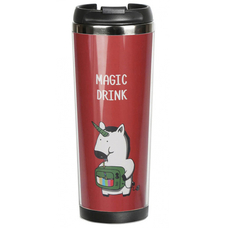 "Thermal mug ""Magic drink"""