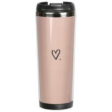 "Thermal mug ""Heart"""