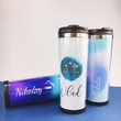 """Thermal mug with your text """"Mix of colors"""""""