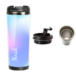 """Thermal mug with your text """"Blue"""""""
