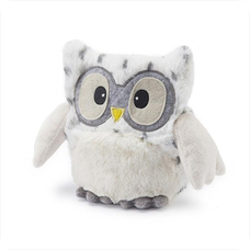 "Heatable stuffed toy ""Snowy Owl"""