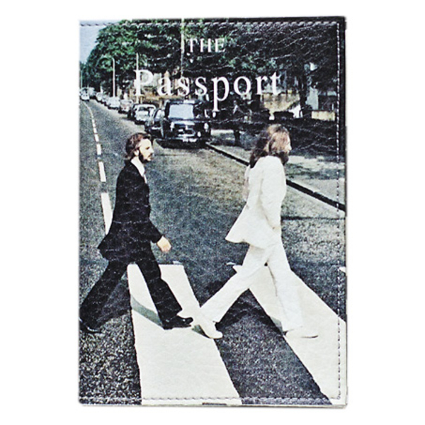 """Passport cover """"Abbey Road"""""""