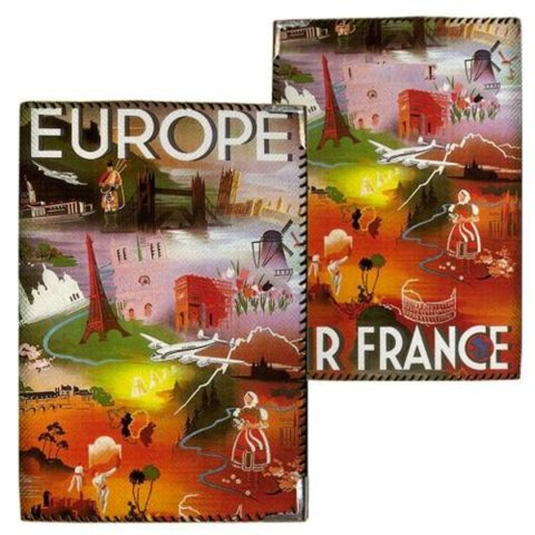 """Driver license cover """"Europe"""""""
