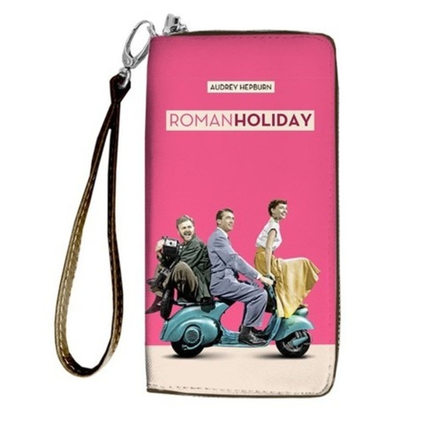 "Wallet "" Roman Holidays"""